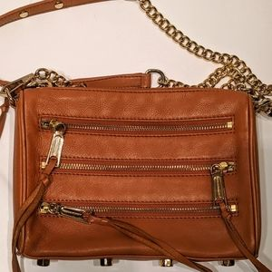 Rebecca Minkoff Four Zip Crossbody